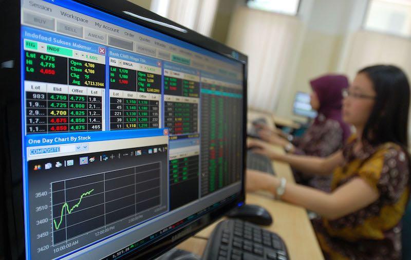 minimal uang untuk jual beli saham online