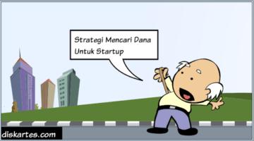 cari dana untuk startup