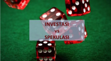Investasi vs Spekulasi