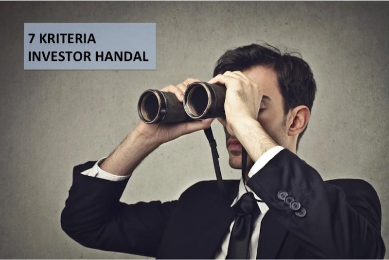 menjadi investor handal