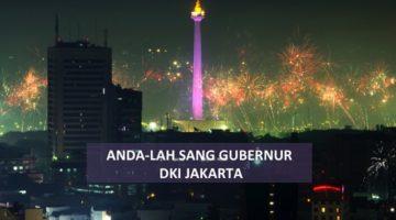 Selamat! Anda Menjadi Gubernur DKI Jakarta Yang Super Makmur