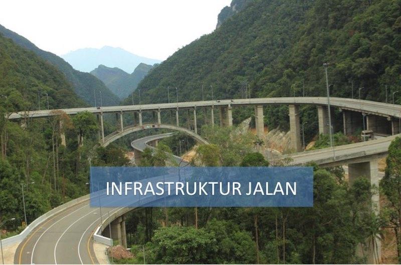 infrastruktur jalan