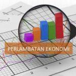perlambatan ekonomi