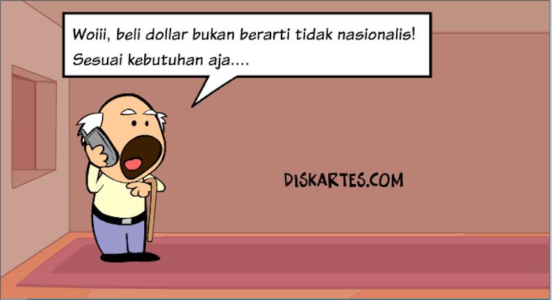 investasi dollar