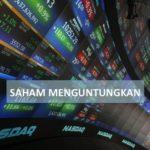 saham yang menguntungkan
