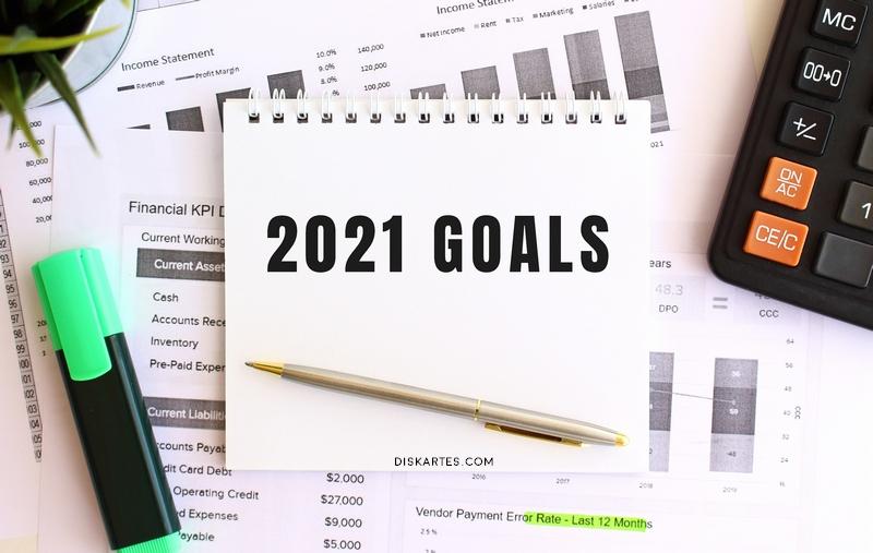 Resolusi Keuangan 2021: Setengah Langkah Bikin Tujuan Finansial Tercapai