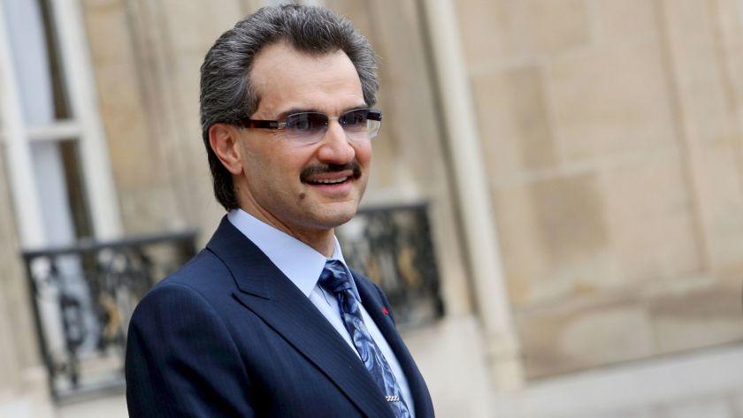 Tip investasi Prince Alwaleed Bin Talal