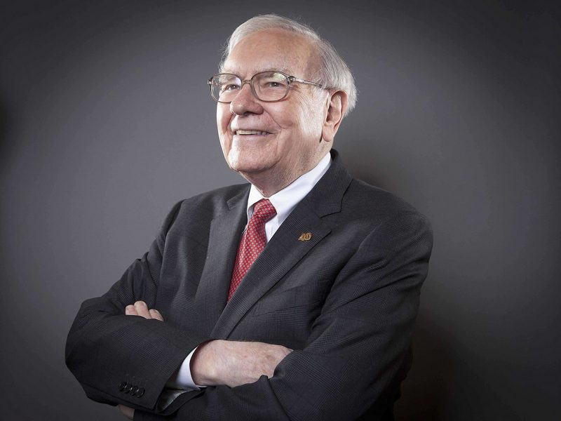 Tip investasi Warren Buffett